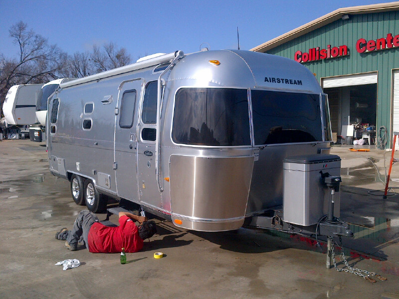 All RV Custom Coach & Collision Services