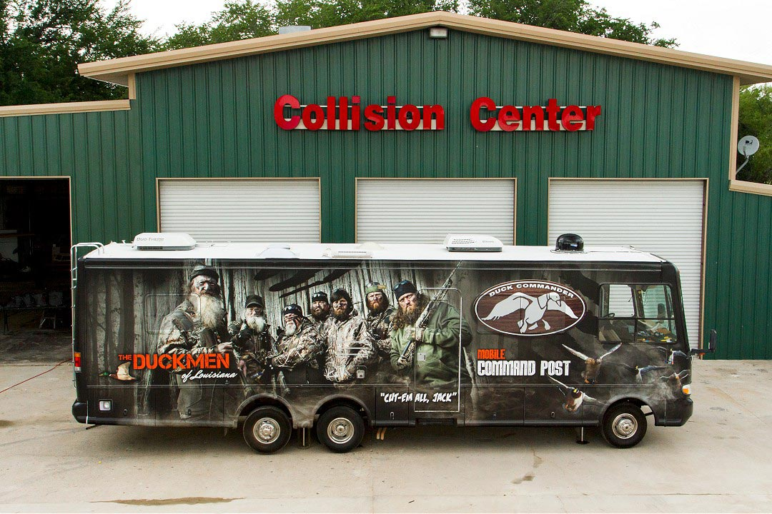 Duck Commander Rehab at All RV - Finished Product