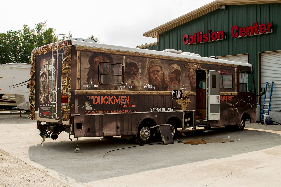 Duck Commander RV Upgrade