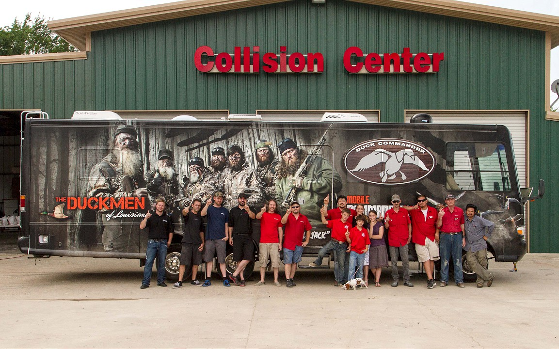 Duck Commander RV Rehab with the All RV Team