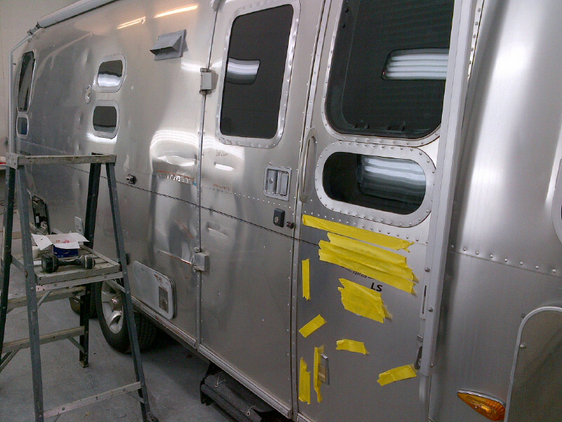 AIRSTREAM BEFORE