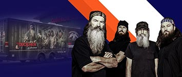 Duck Commander RV Makeover