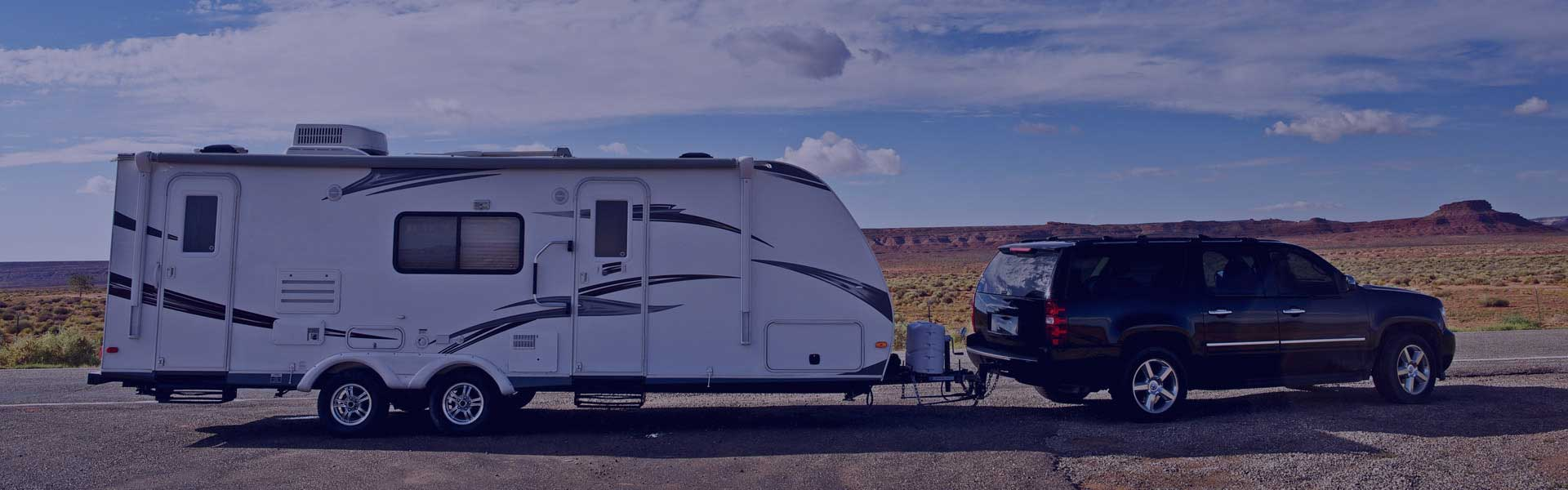 Travel ready rv